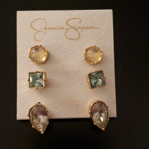NWT- Jessica Simpson earrings